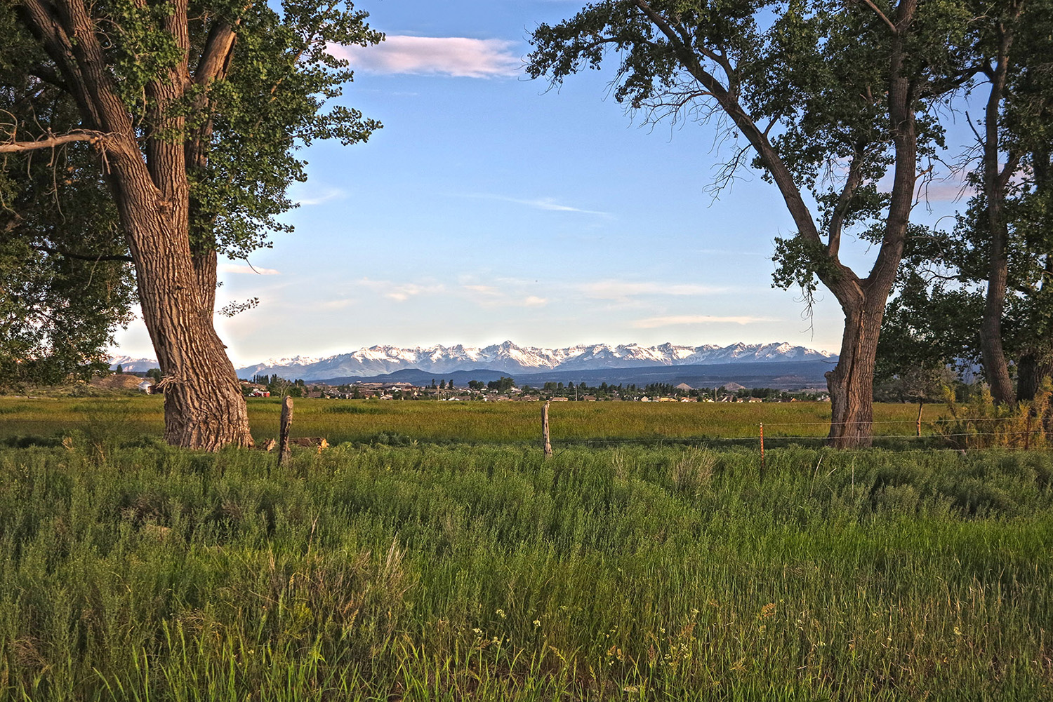 Miami Road Farm - Colorado Real Estate for Sale