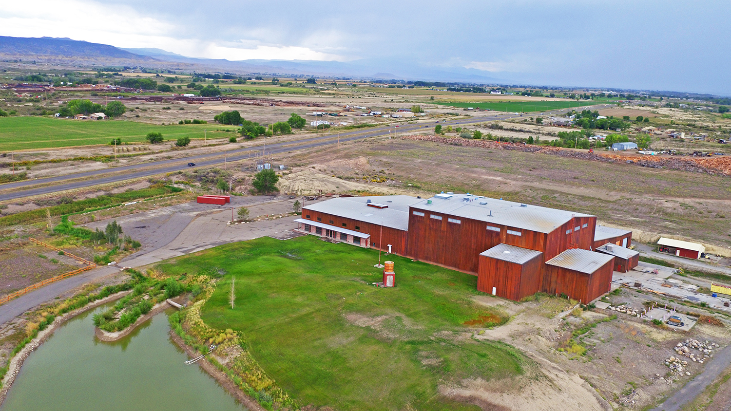 River Road Warehouse for sale