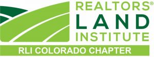 REALTORS Land Institute - RLI Colorado Chapter Logo