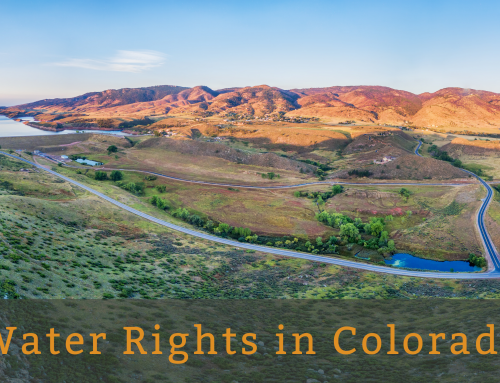 Water Rights in Colorado