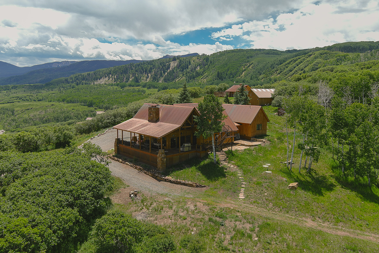 Aerial Views of El Cerro Ranch