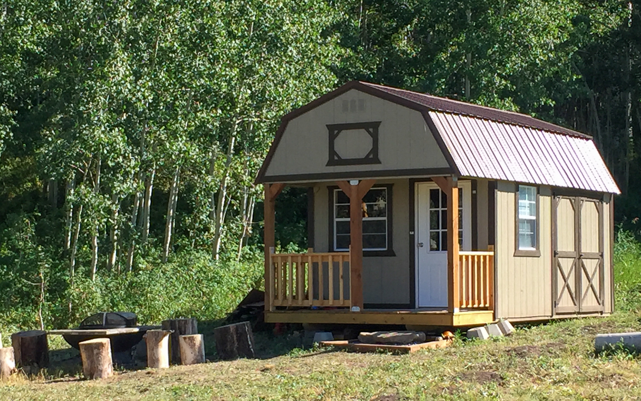 Hunting cabin for sale in montrose co