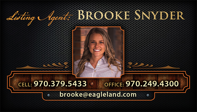 Brook Snyder, Contact Information Card